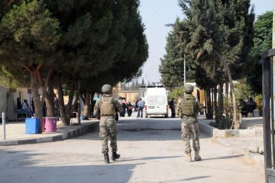 IS inmates stage riot in Kurdish-run Syrian prison