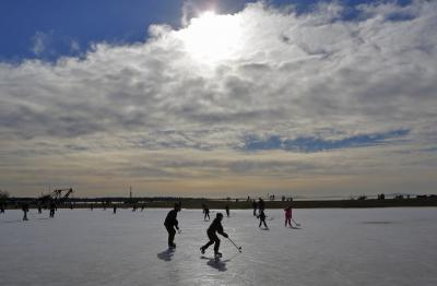Ice rinks for Beijing 2022 ready for ice production by 2020 end