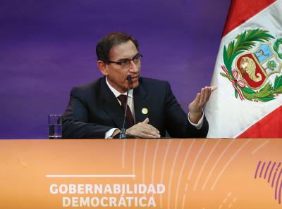 Impeachment proceedings begin against Peruvian Prez