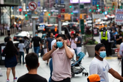 Increased racism against Asian-Americans amid pandemic: Report