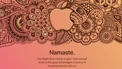 Photo of Apple's exclusive online store goes live in India