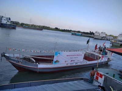 India-B'desh new waterway route with Tripura made operational