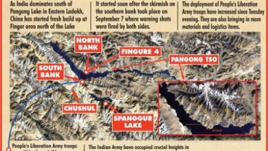 Photo of India, China agree on 5-point plan for resolving border standoff