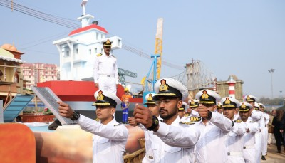 Indian Australian navies to carry out maritime exercise in Indian Ocean