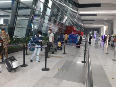 India's First: IGIA now sports dedicated private jet terminal