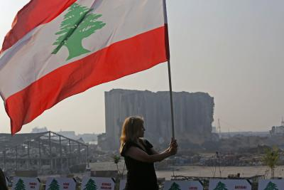 Int'l Support Group for Lebanon calls for govt formation