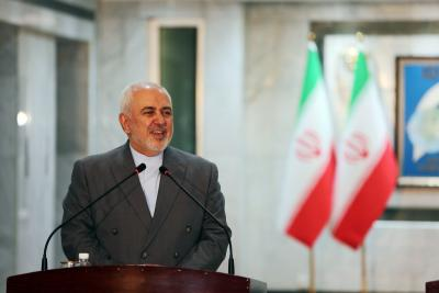 Iran FM dismisses fresh US attempt at extending UN arms embargo