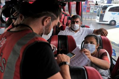 Istanbul adopts alternate working hours to curb Covid-19