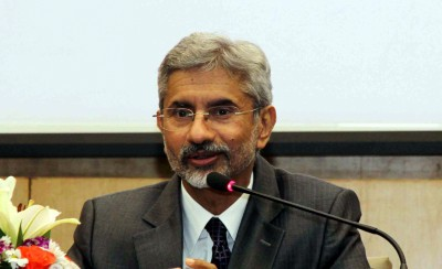 Jaishankar likely to stopover in Iran enroute to Moscow