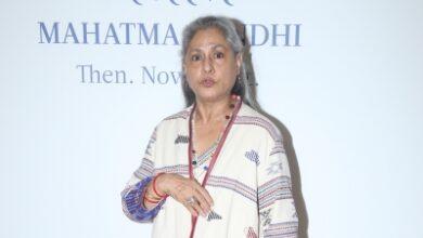 Photo of Jaya Bachchan slams people for defaming film industry