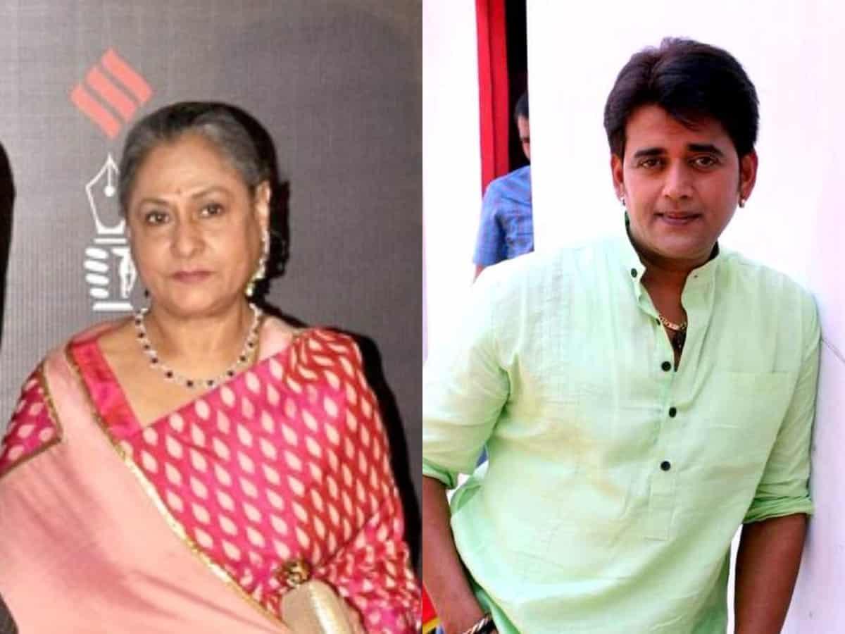 Here's what Ravi Kishan said after Jaya Bachchan slammed him