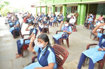 Jharkhand: 31.7% parents want schools to be opened after Covid vaccine