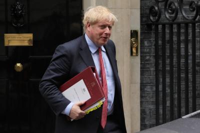Johnson sets Oct 15 deadline for EU trade deal