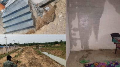 Photo of Kondapochamma Sagar Reservoir project leaves villagers without adequate compensation