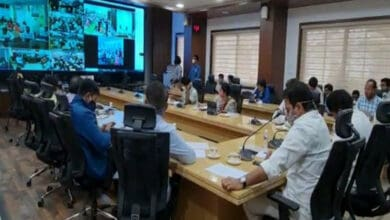 Photo of KTR holds video conference to resolve revenue problems