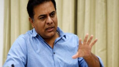 Photo of KTR advises MLAs to be on the field in flood-hit areas
