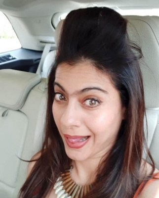 Kajol shares secret to her beautiful hair