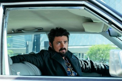 Karl Urban: 'The Boys' season 2 deals with issues of racism