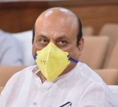 Karnataka Home Minister Bommai tests Covid positive