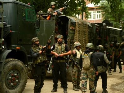 Kashmir gunfight over, 3 terrorists & woman killed (2nd Ld)