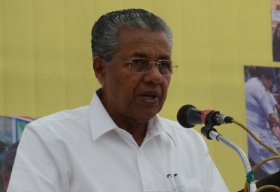 Kerala BJP alleges 'forged' signature of Vijayan in govt file