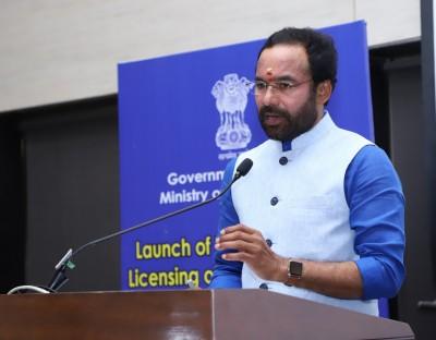 Kishan Reddy seeks land for Telangana liberation memorial