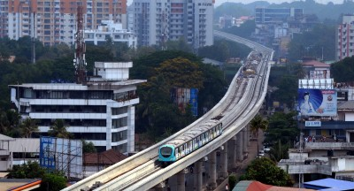 Kochi Metro's first phase fully commissioned as service reopens