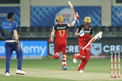 Kohli's Bangalore beat Mumbai in Super Over thriller