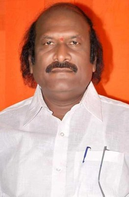 K'taka BJP Rajya Sabha MP Gasti succumbs to Covid (2nd Ld)