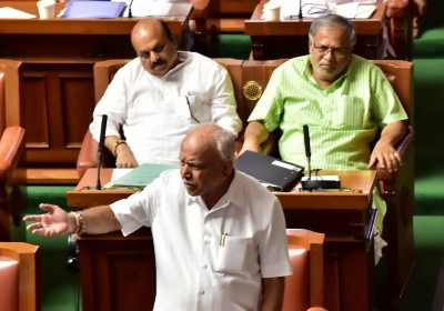 K'taka BJP defeats no-confidence motion by Congress