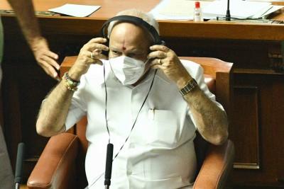 K'taka CM plays down Tejasvi Surya's 'Bluru a terror hub' remark