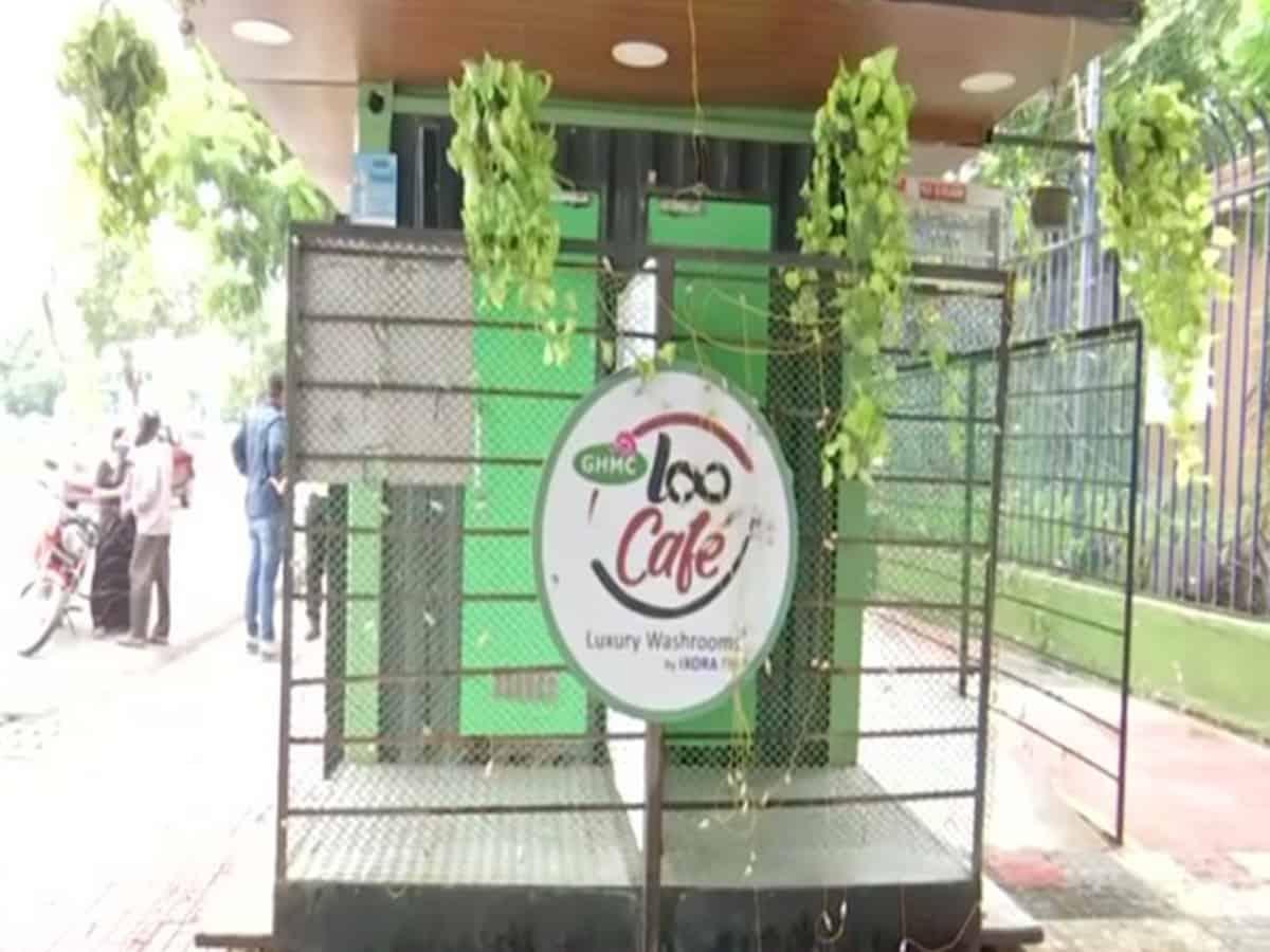 Telangana sets up 'Loo Cafe' with options of disinfection, sanitization amid coronavirus pandemic