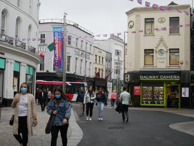Level 3 Covid-19 response declared for Irish capital