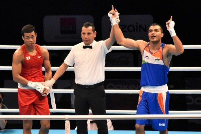 Looking to learn new skill sets from pro boxing: Vikas Krishan
