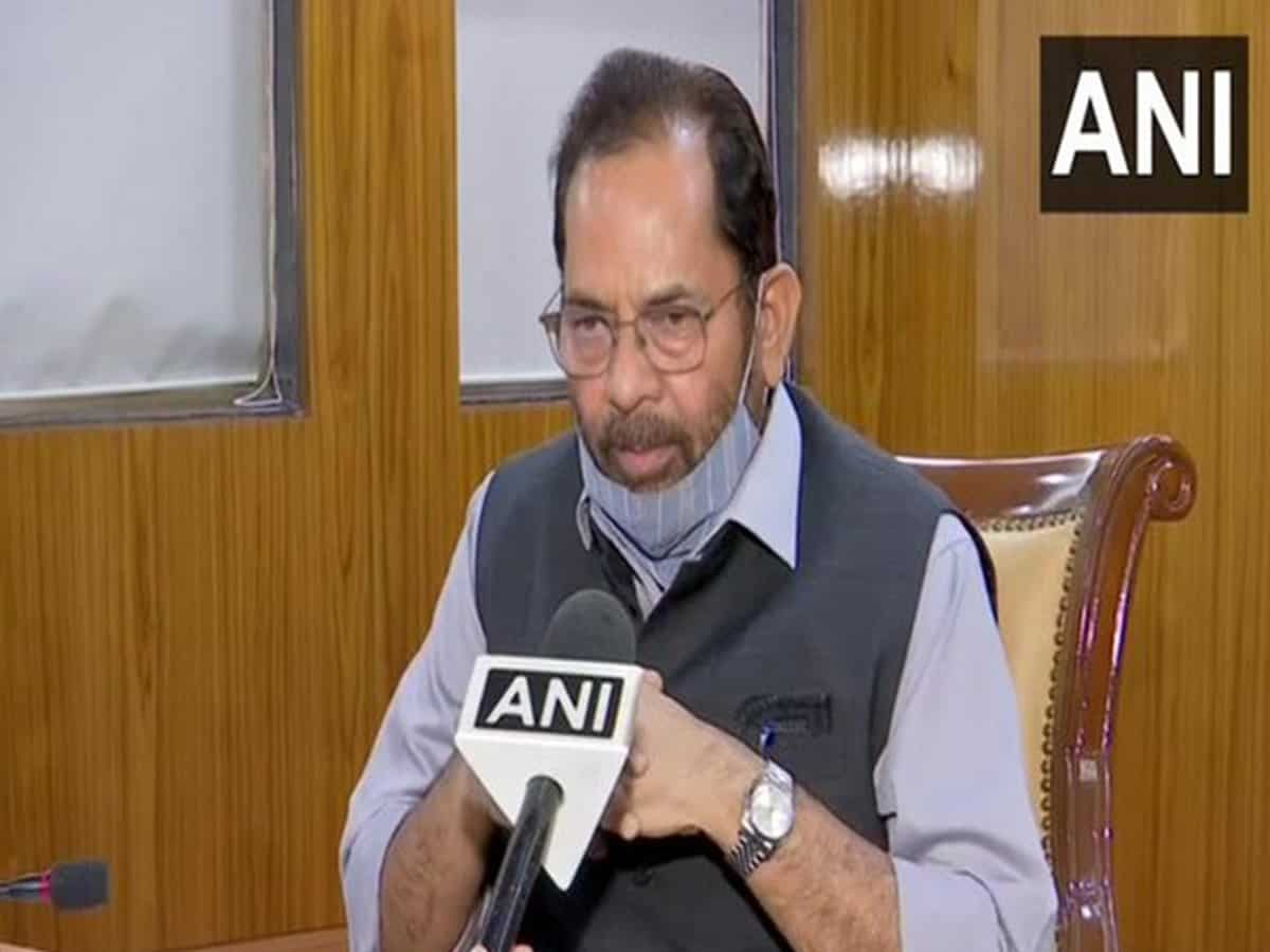 Govt considering to start application submission for Haj 2021 from Oct-Nov: Naqvi