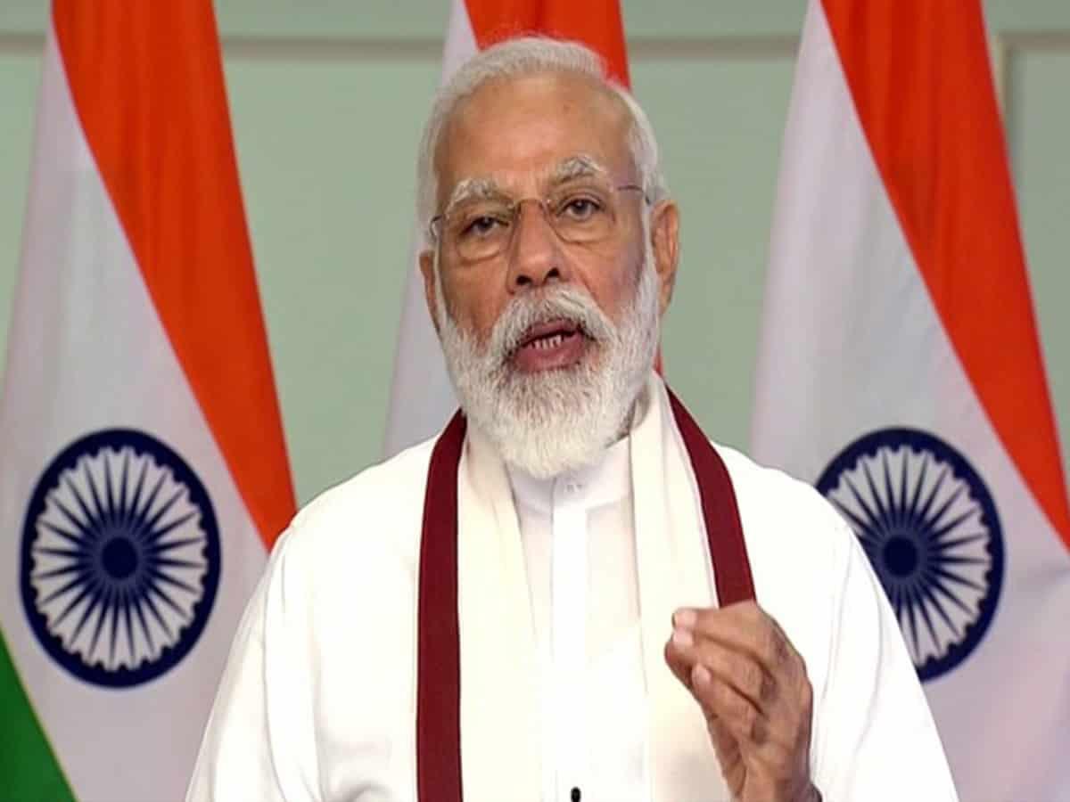 PM Modi to inaugurate Patrika Gate in Jaipur