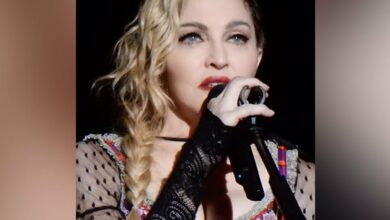 Photo of Madonna to helm her biopic, co-written by writer Diablo Cody