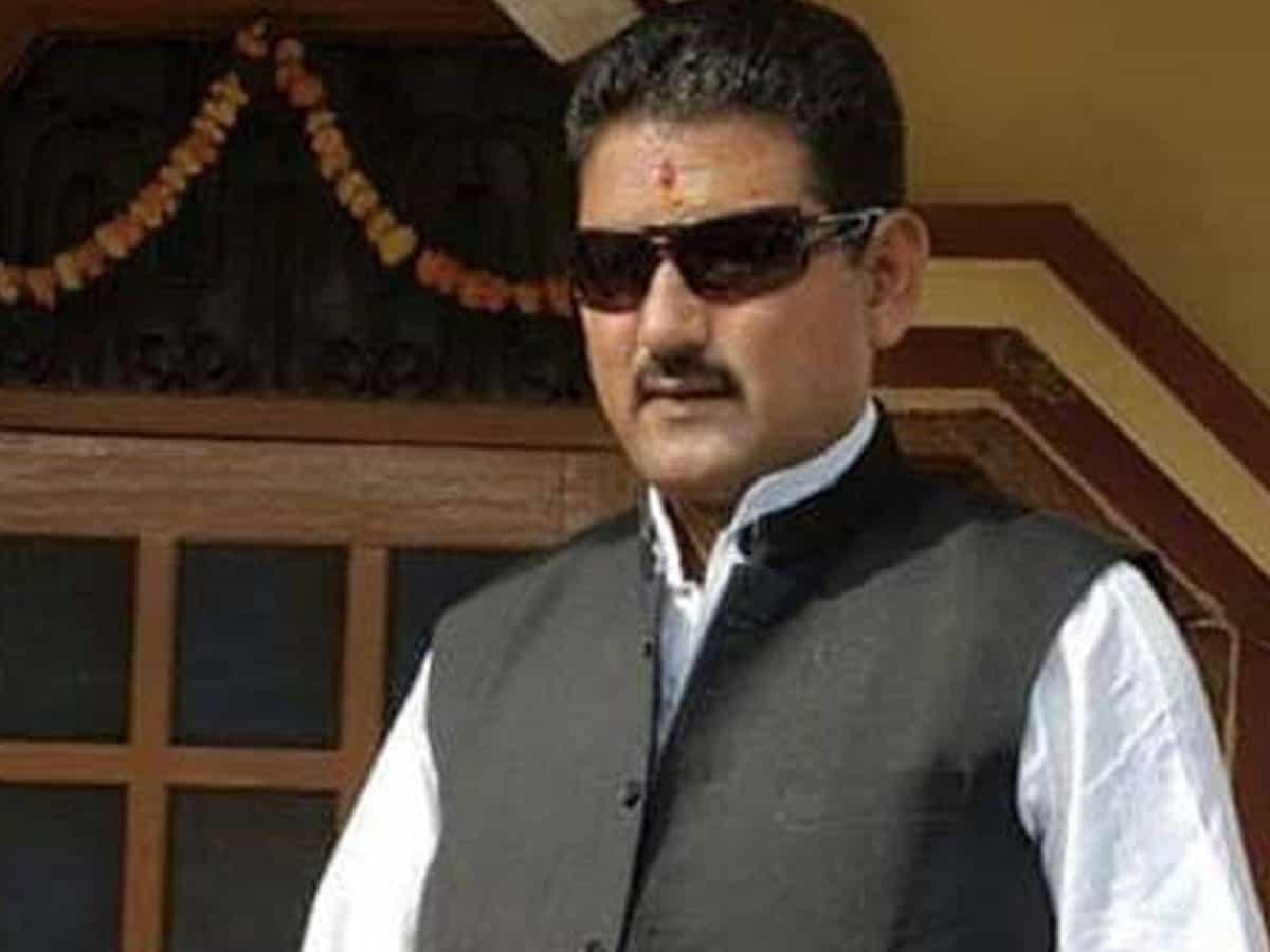 BJP MLA booked for rape in Uttarakhand