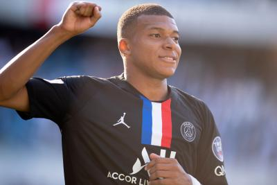 Mbappe tests positive for Covid-19, to miss France-Croatia match