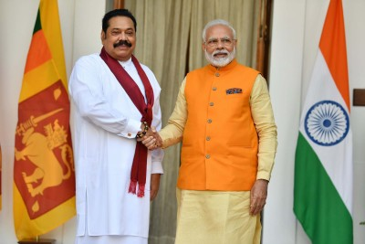 Modi, Rajapaksa hold virtual summit