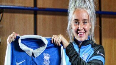 Photo of Mollie Green joins Birmingham City women