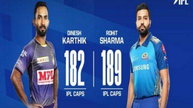 Photo of IPL: Mumbai Indians set target of 196 runs for KKR