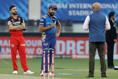 Mumbai Indians win toss, opt to bowl vs RCB
