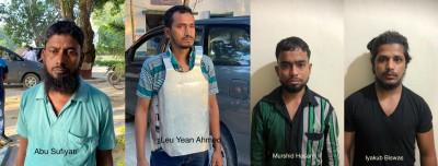 NIA arrests 9 Al Qaeda terrorists planning attacks in Delhi-NCR (Ld)