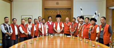 Naga group writes to PM, seeks early political solution