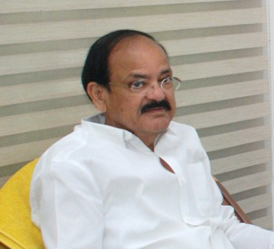 Naidu launches essay competition, stresses value-based learning