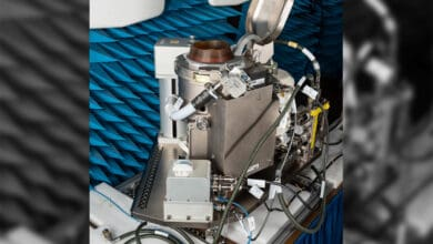 Photo of NASA to send mn advanced toilet to space station