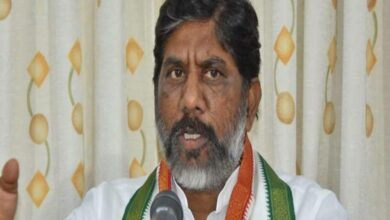 Photo of KCR govt failed to control  COVID spread, says Cong leader