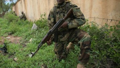 Photo of Al-Shabab attack: four Somalian soldiers killed