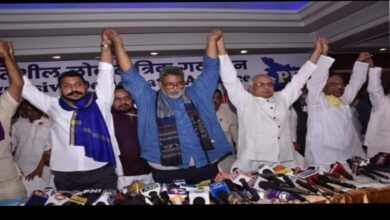 Photo of Pappu Yadav, Chandrashekhar Azad form Progressive Democratic Alliance to contest in Bihar